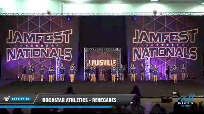 Rockstar Athletics - Renegades [2021 L3 Junior - D2 - Medium Day 2] 2021 JAMfest: Louisville Championship