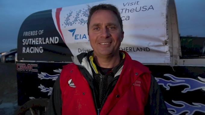 Sutherland Wins Ponoka
