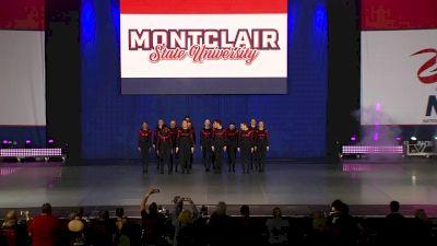 Montclair State University [2019 Dance Team Performance Division III Finals] 2019 NCA & NDA Collegiate Cheer and Dance Championship