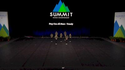 Step One All Stars - Trendy [2021 Junior Coed Hip Hop - Small Finals] 2021 The Dance Summit