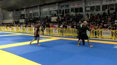 Gianni Grippo vs Johnny Tama 2021 Pan IBJJF Jiu-Jitsu No-Gi Championship Flozone