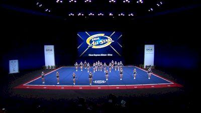 Cheer Express Allstars - Divas [2021 L2 Junior - Medium Day 1] 2021 UCA International All Star Championship