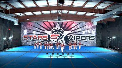 Stars Vipers - Python Princesses [L1 Youth - Small - A] 2021 NCA All-Star Virtual National Championship