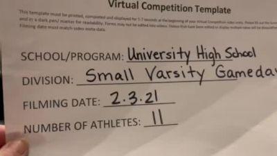 University Laboratory [Varsity - Game Day] 2021 UDA South Spring Virtual Dance Challenge