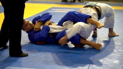 Gustavo Batista Rolls Through For Armbar