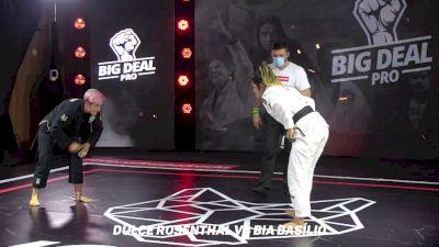 Bianca Basilio vs Dulce Rosenthal Big Deal Pro 3