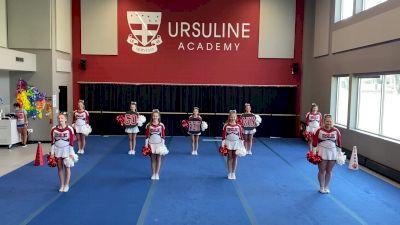 Ursuline Academy [Game Day Band Chant - Small Varsity] 2020 Varsity Spirit Virtual Game Day Kick-Off