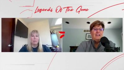 Dot Richardson | Legends Of The Game (Ep. 3)