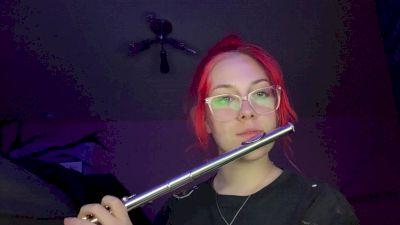 Orange Flute Solo - Linzey Herndon - Sonate
