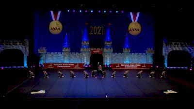 Ruckel Middle School [2021 Junior High - Hip Hop Semis] 2021 UDA National Dance Team Championship