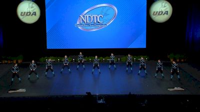 Academy of the Holy Angels [2021 Small Varsity Hip Hop Semis] 2021 UDA National Dance Team Championship