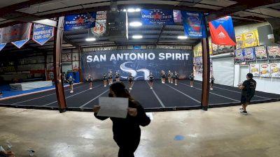 San Antonio Spirit - Team Teal [L2 Youth - D2 - Small] 2021 The Regional Summit Virtual Championships
