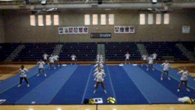 Pope John Paul II High School [Virtual Medium Varsity Division II Semi Finals] 2021 UCA National High School Cheerleading Championship
