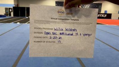 Wilco Wildcats [Traditional Open Rec Affiliated 14U] 2021 UCA February Virtual Challenge