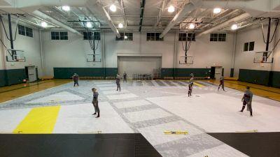 Sacred Heart University Winter Guard - Can't Run 2.0