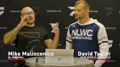 DT Breaks Down His Epic Match With Yazdani