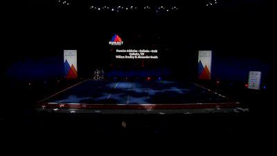 Premier Athletics - Gallatin - Gold [2021 L1 Junior - Small Semis] 2021 The Summit