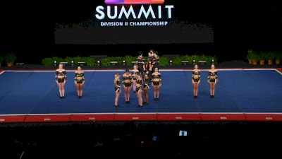 Cheer Zone Athletics - Heat [2021 L4 Senior Coed - Small Semis] 2021 The D2 Summit