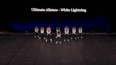 Ultimate Allstars - White Lightning [2021 Mini Coed Hip Hop Finals] 2021 The Dance Summit