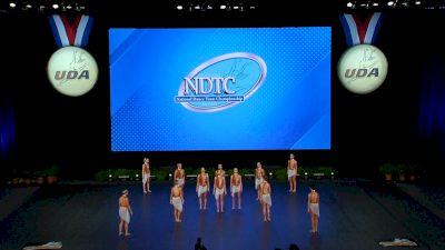 Iowa CATS - Junior Contemporary [2021 Junior - Contemporary/Lyrical Finals] 2021 UDA National Dance Team Championship