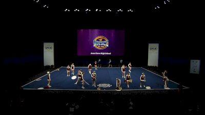 Avon Grove High School [2021 Small Varsity Division I Semis] 2021 UCA National High School Cheerleading Championship