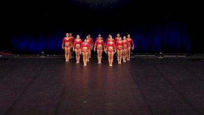 Dance Dynamics [2021 Senior Large Jazz Semis] 2021 The Dance Worlds