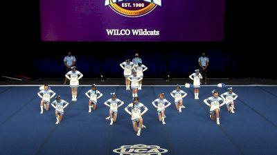 WILCO Wildcats [2021 Trad Rec Aff 14Y Finals] 2021 UCA National High School Cheerleading Championship