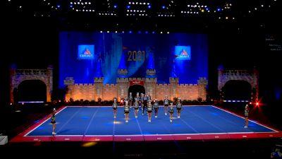 Cheer Extreme - Richmond - Smoke [2021 L5 Senior Coed - Small Finals] 2021 The Summit