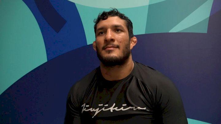 "Lucas ""Hulk"" Barbosa Still Looking Toward MMA After Second No-Gi Pans Gold"
