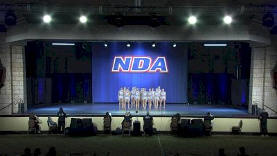 Star Steppers [2021 Senior Large Contemporary/Lyrical Day 2] 2021 NDA All-Star National Championship