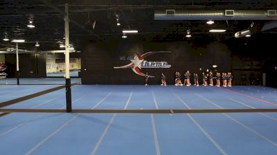 Spirit Xtreme - Heart [L1 Junior - Small] 2021 Varsity All Star Winter Virtual Competition Series: Event II