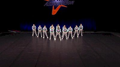 Footnotes Fusion - Priority [2021 Open Elite Hip Hop Finals] 2021 The Dance Worlds
