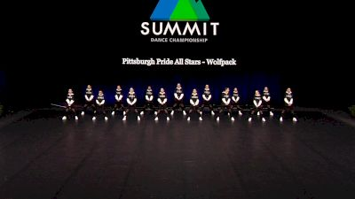 Pittsburgh Pride All Stars - Wolfpack [2021 Junior Hip Hop - Large Finals] 2021 The Dance Summit