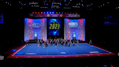 OC All Stars - Shadow [2021 L7 International Open Large Coed Finals] 2021 The Cheerleading Worlds