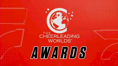 2021 The Cheerleading Worlds Awards [L7 International Open Small Coed]