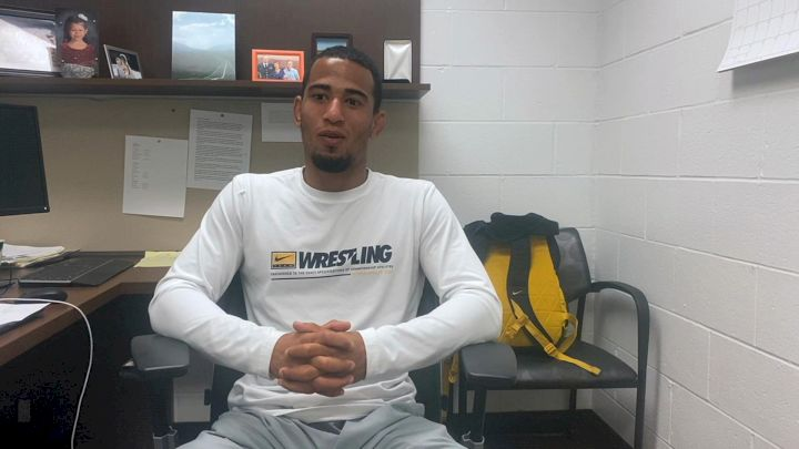What Does Tiger Style Wrestling Mean To Kendric Maple?