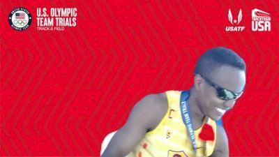 Isaiah Jewett - Men's 800m Final