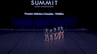 Premier Athletics Columbia - Wildfire [2021 Junior Contemporary / Lyrical - Small Semis] 2021 The Dance Summit