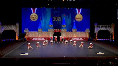 University of Cincinnati [2021 Division IA Pom Finals] 2021 UCA & UDA College Cheerleading & Dance Team National Championship
