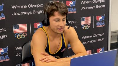 Jakob Camacho: 2021 U.S. National Champion (MFS 57 kg)