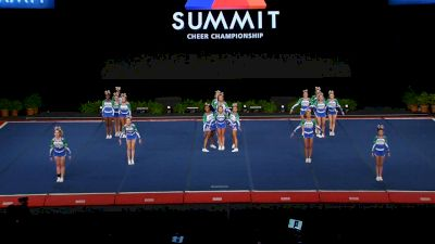 The Stingray All Stars - Crimson [2021 L3 Junior - Small Semis] 2021 The Summit