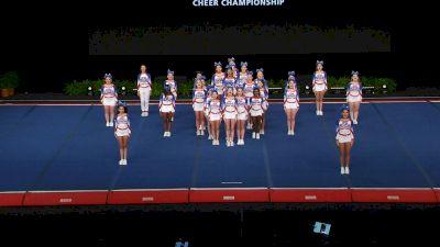 Cheer Florida All Stars - Serpents [2021 L2 Junior - Medium Semis] 2021 The Summit