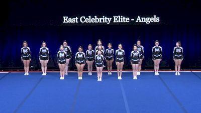 East Celebrity Elite - Angels [2021 L4.2 Senior - Small Semis] 2021 The Summit