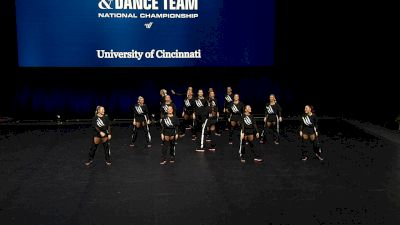 University of Cincinnati [2021 Division IA Hip Hop Semis] 2021 UCA & UDA College Cheerleading & Dance Team National Championship