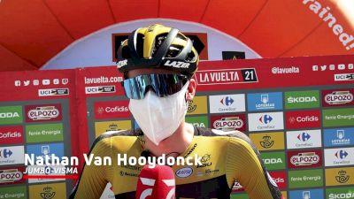 Nathan Van Hooydonck: Hopes To Earn Spot for Flanders Road Worlds