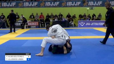 Tommy Langaker Shows Off Backtake Mastery With This Submission At Euros
