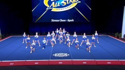 Xtreme Cheer - Spark [2021 L2 Junior - Medium Day 2] 2021 UCA International All Star Championship