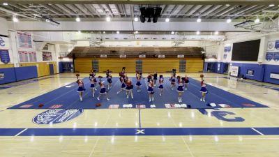 Cherry Creek High School [Virtual Large Varsity Non Tumbling Game Day Finals] 2021 UCA National High School Cheerleading Championship