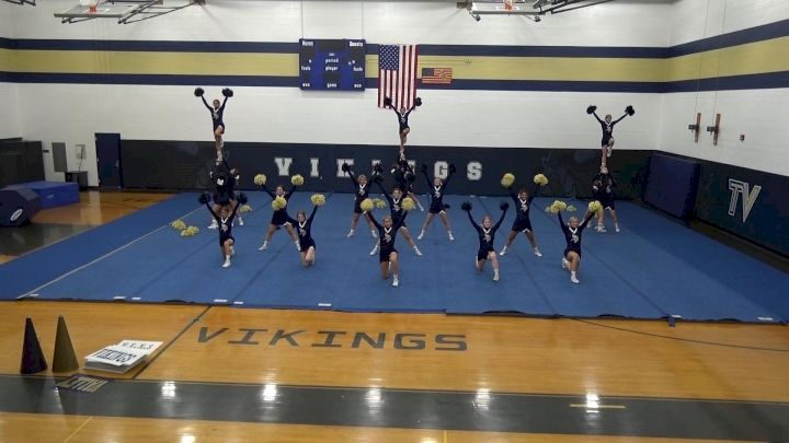 Teays Valley High School [Varsity - Fight Song] 2021 UCA & UDA Game Day Kick-Off