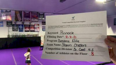 Dreamz Elite Allstars - Storm Chasers [L4.2 Senior Coed] 2021 The Regional Summit Virtual Championships